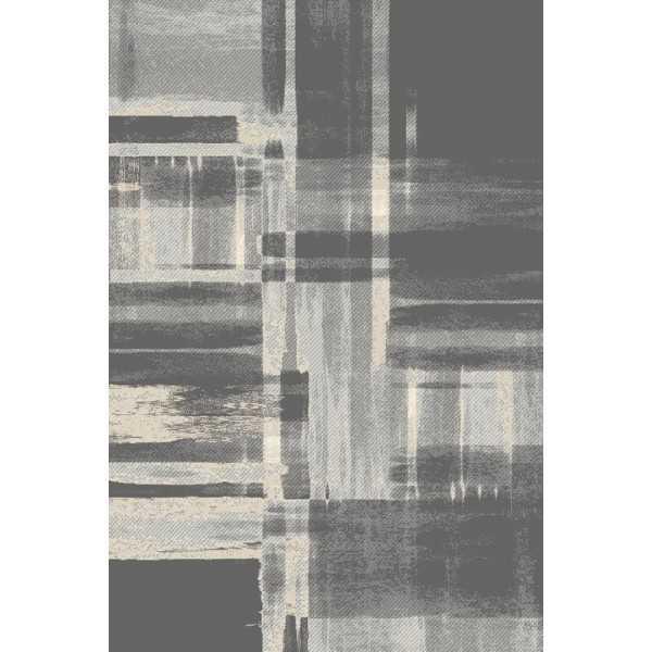 Covor lana Zagros inchis - 1