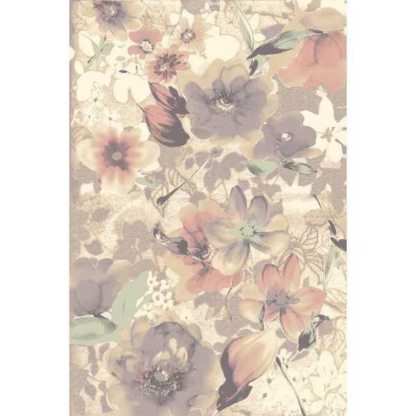 Covor lana floral Marica - 1