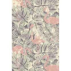 Covor lana Flaming flamingo - 1