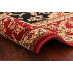 Covor lana Anafi negru - 2