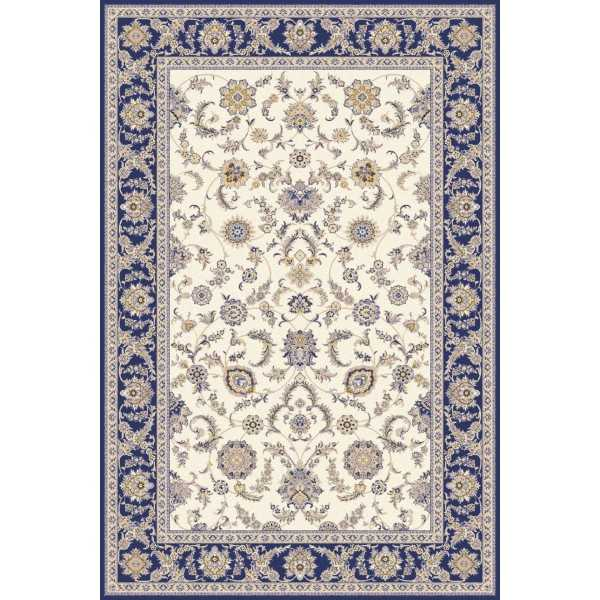 Covor lana Anafi albastru - 1