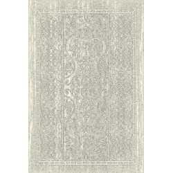 Covor lana Aseret gri - 1