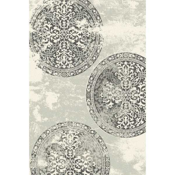 Covor lana Asyria gri - 1