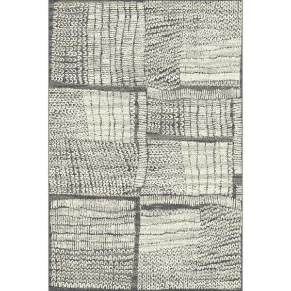 Covor lana Mura gri - 1