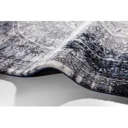 Covor lana Currus negru - 3
