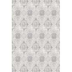 Covor lana Augustus argintiu - 1