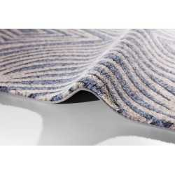 Covor lana Luli albastru - 3