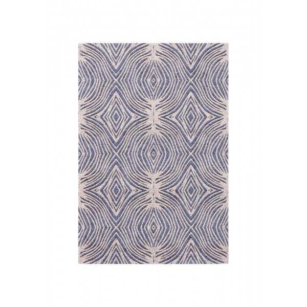 Covor lana Luli albastru - 1