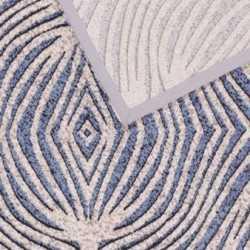 Covor lana Luli albastru - 4