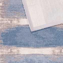 Covor lana Hajra albastru deschis - 4