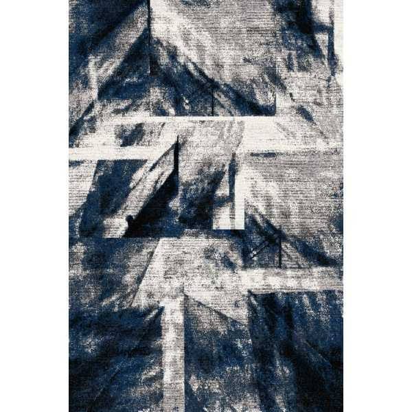 Covor lana Helike graphite - 1