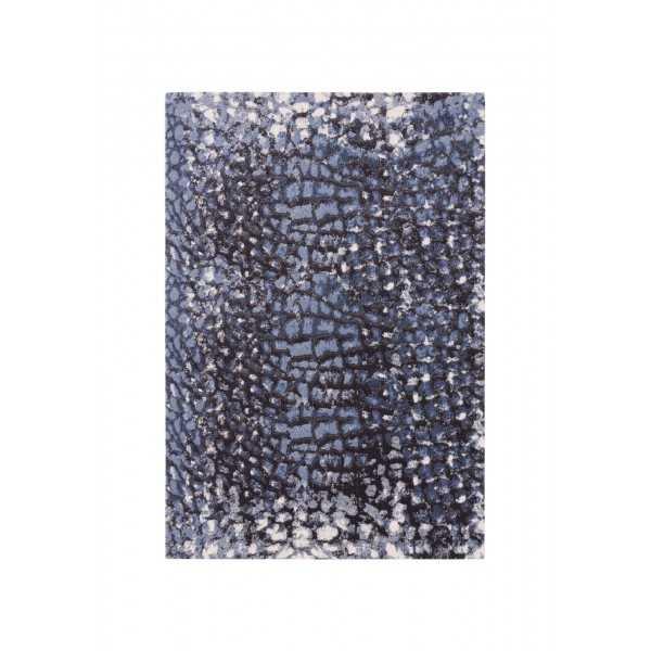 Covor lana Inconnus albastru - 1