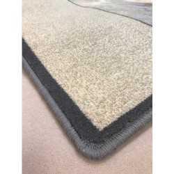 Covor lana Psota alabaster - 2