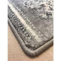 Covor lana Salia alb polar - 2